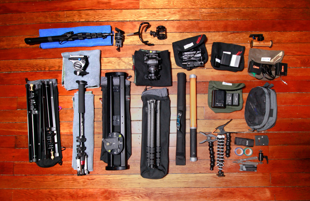 Documentary Filmmaking Kit