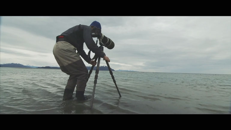 Promo Video Case Study Shooting in Water