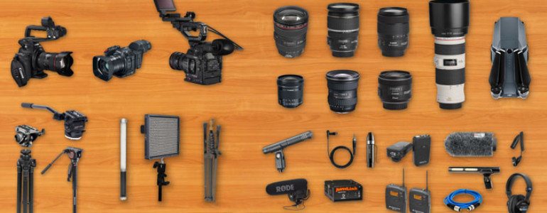 video-production-gear-documentary-filmmaking