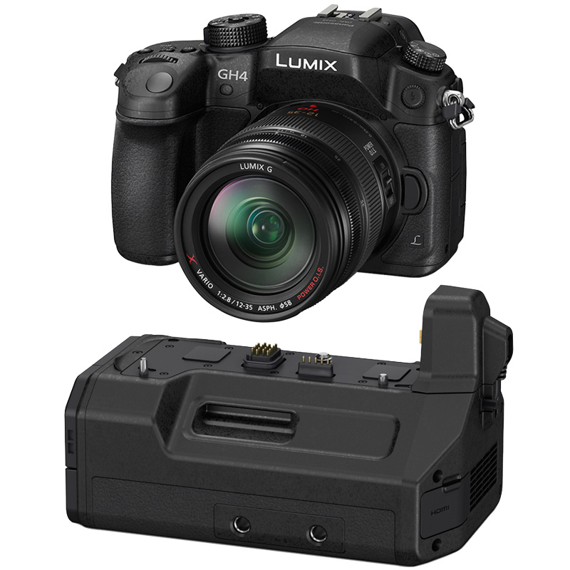 GH4 YAGH audio