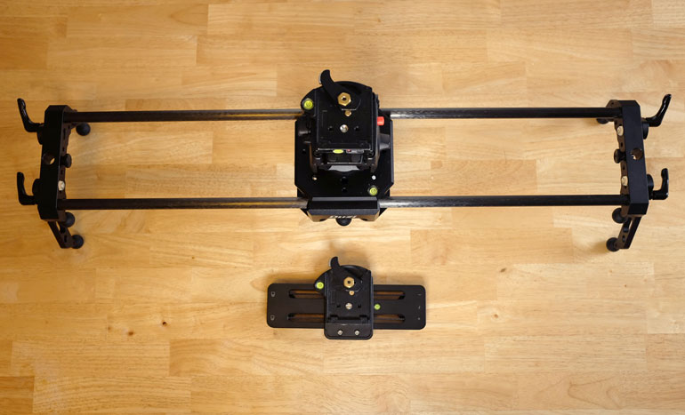 Cinevate Duzi Edelkrone Camera Sliders