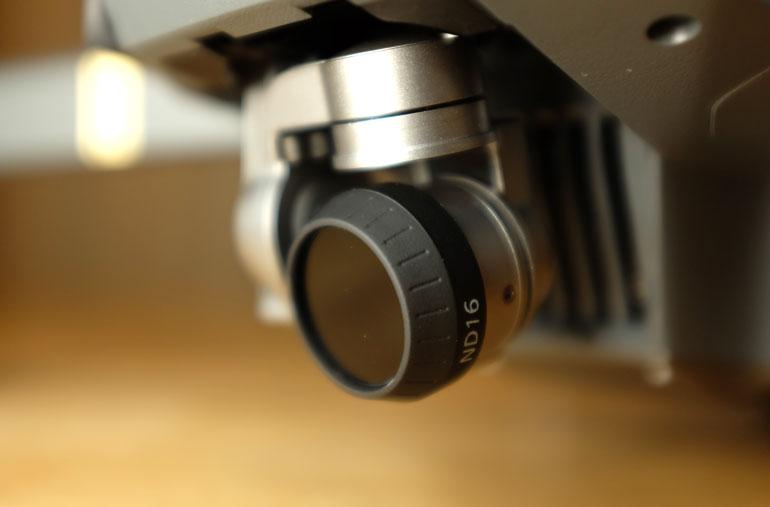 Светофильтр nd16 для dji mavic air combo взять в аренду dji в волгоград