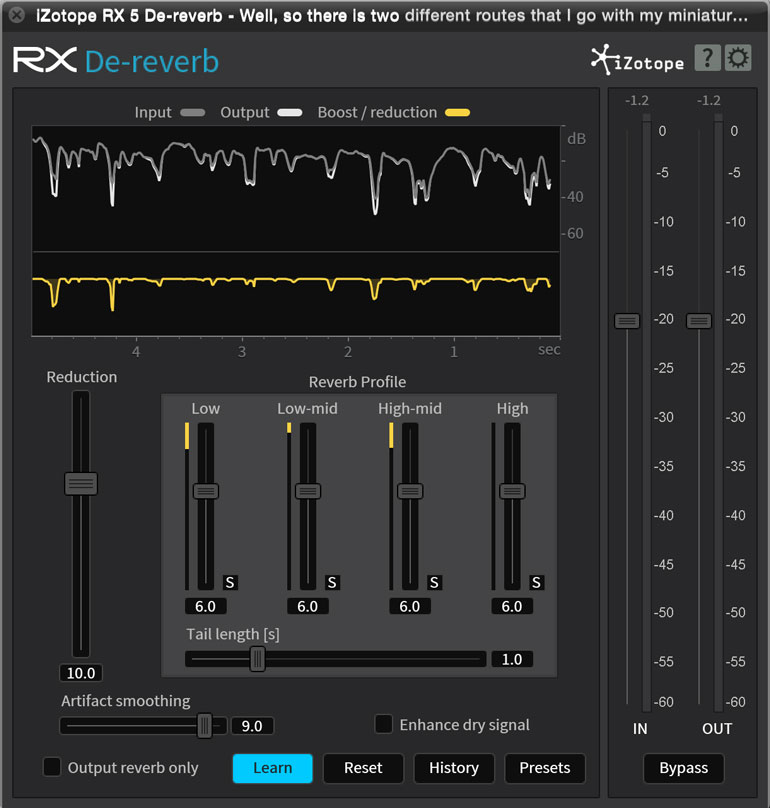 Izotope Rx Training