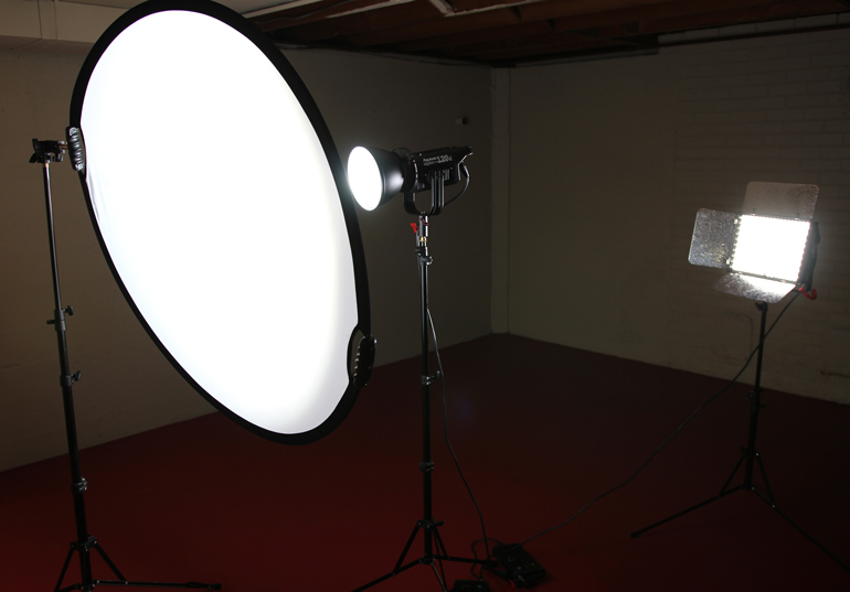 Aputure Light Storm
