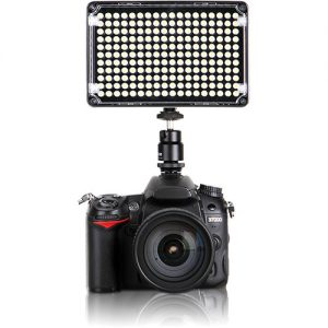 aputure al h198 on camera led light