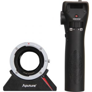 aputure dec lens adapter canon ef to sony e mount