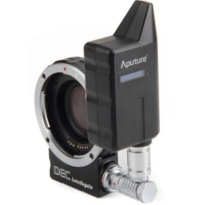 aputure dec lens regain ef mft adapter