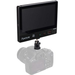 aputure vs1 finehd external monitor