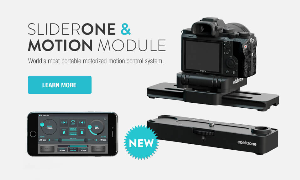 edelkrone motion module