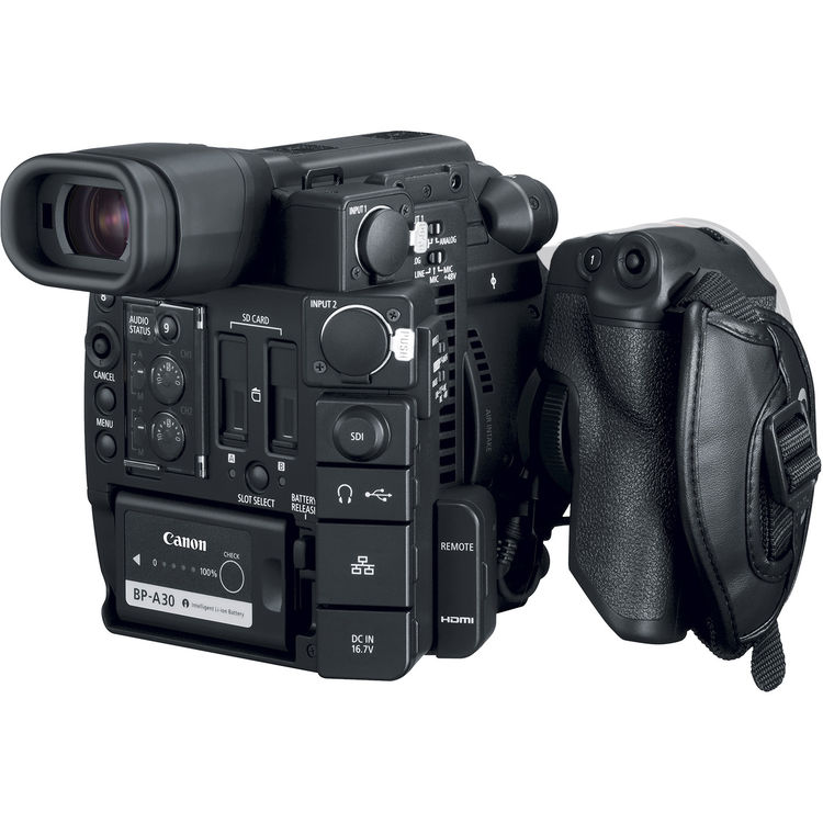 canon eos cinema c200