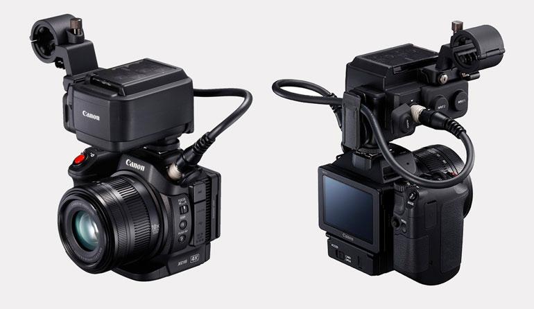 Canon XC10 and XC15