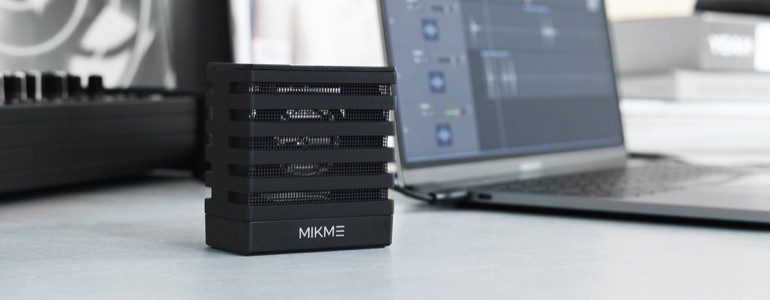 mikme usb microphone podcast