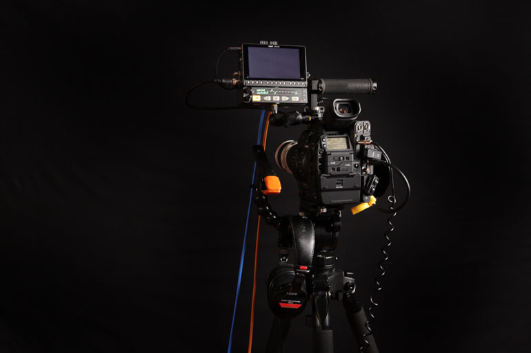 documentary-filmmaking-equipment-interview-camera-monitor-audio