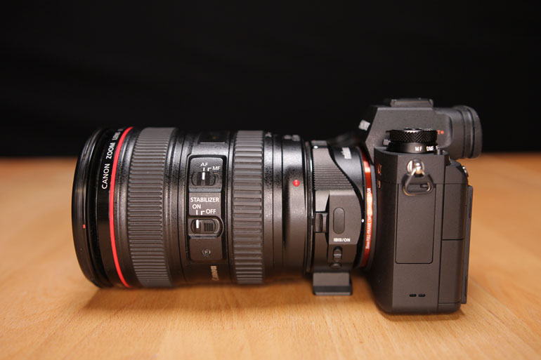 sony-alpha-canon-24-105-metabones-speed-booster