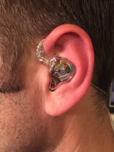 custom wireless in ear headphones
