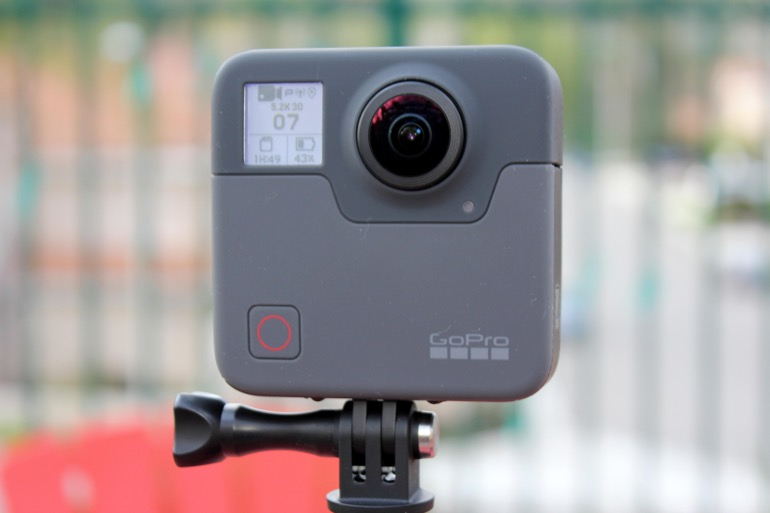 GoPro 360 Camera and Fusion Studio - Our Extensive Review