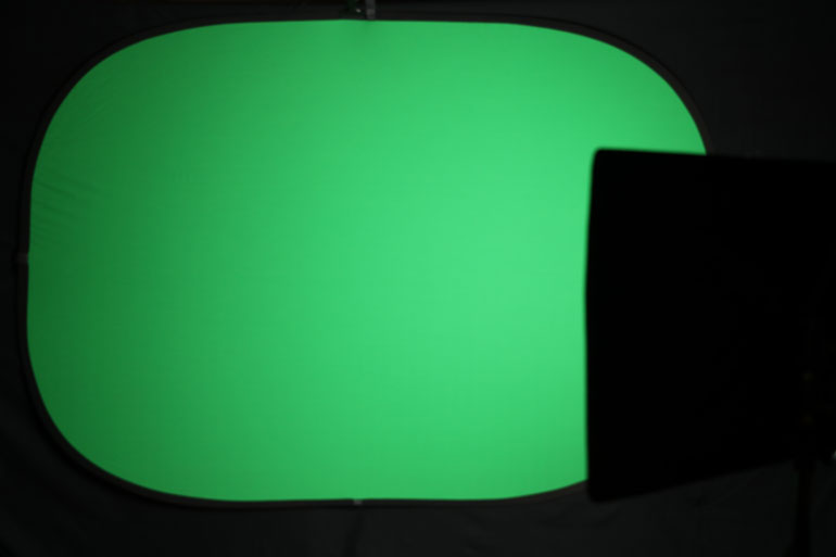flex-light-green-screen