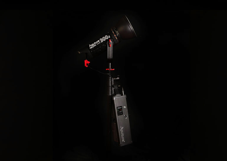 Aputure 300D - Could This Be Your Last LED Light?