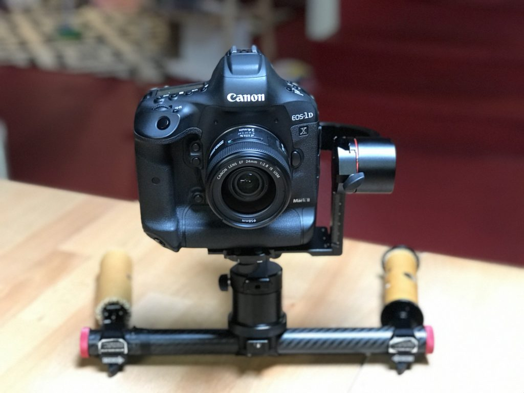 Canon 1DX Mark II Gimbal