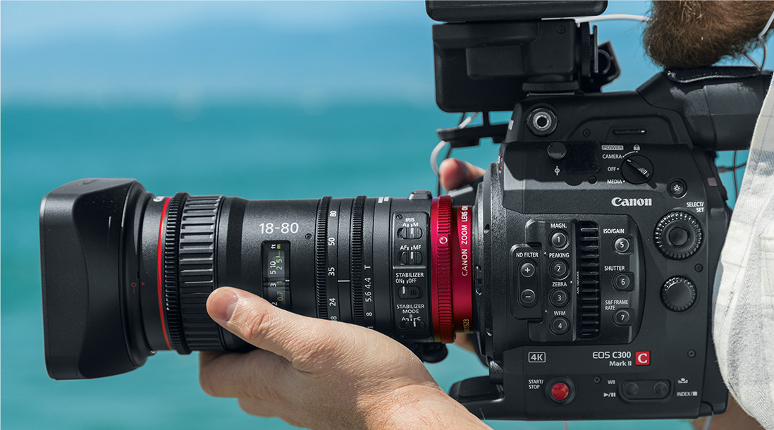 Canon 18-80 Review - Canon's Cine Zoom May Be Your #1 Lens