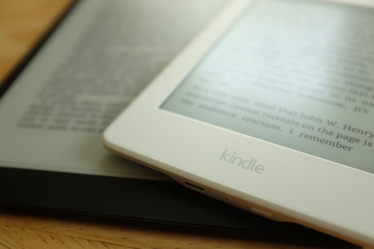 Kindle Vs Sony Reader: Digital Paper From Sony