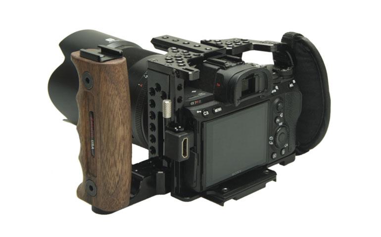 Zacuto Camera Cage for Sony A7III, A7RIII, and A9