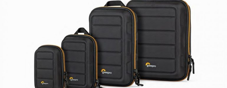 Lowepro Hardside cases