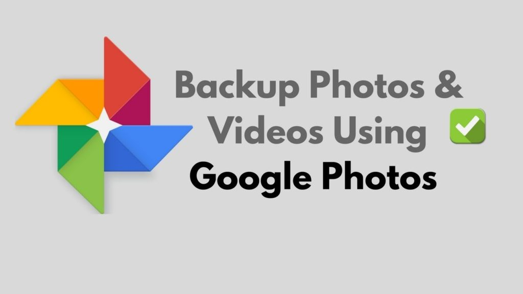google photos backup free