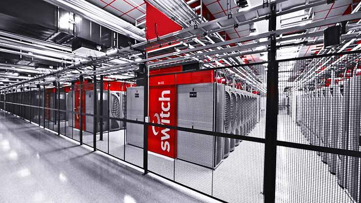 switch data center