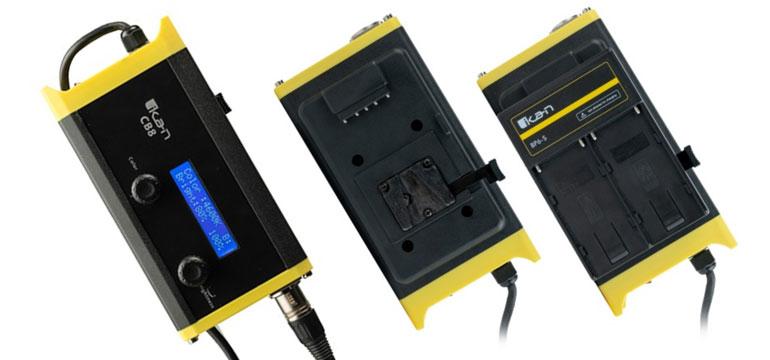 ikan-canvas-cb8-flex-light-power-charger-controller
