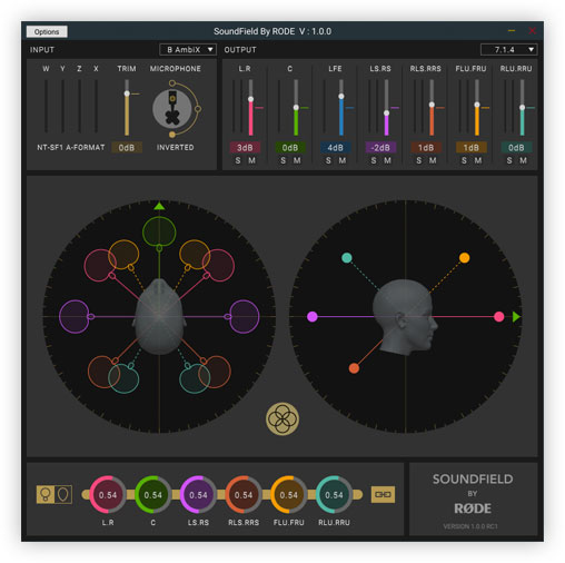rode-soundfield-plugin