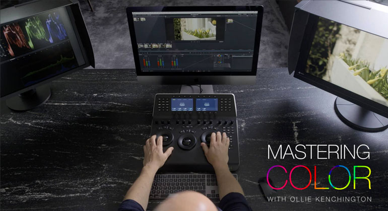 Color Grading Masterclass from MZed