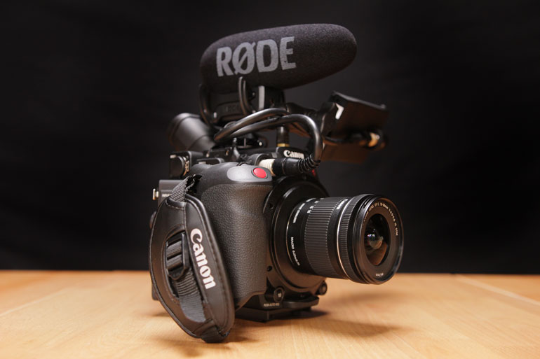 Rode Mics - The Rise of Battery Powered On Camera Microphones