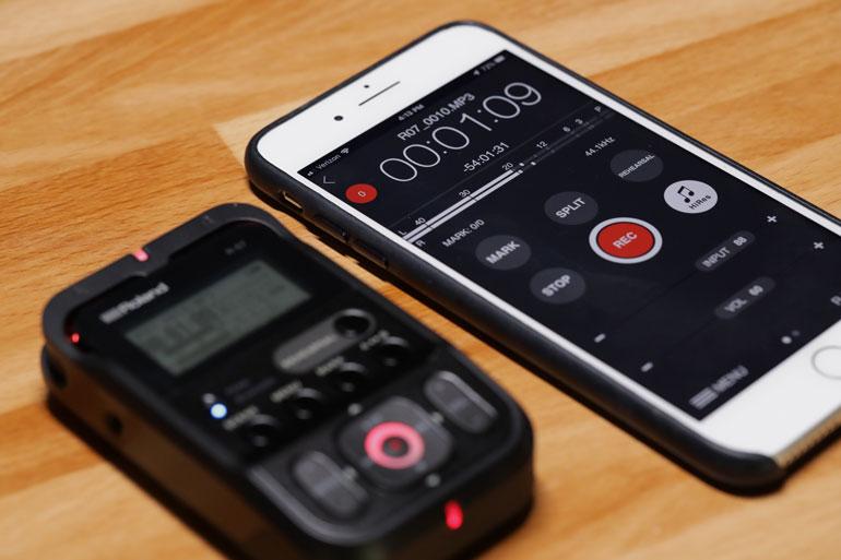 roland-r07-wireless-bluetooth-iphone