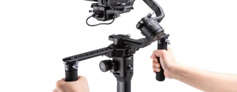 dji ronin s dual handle switch grip accessory