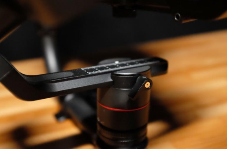 feiyu-ak4000-camera-balance-knob
