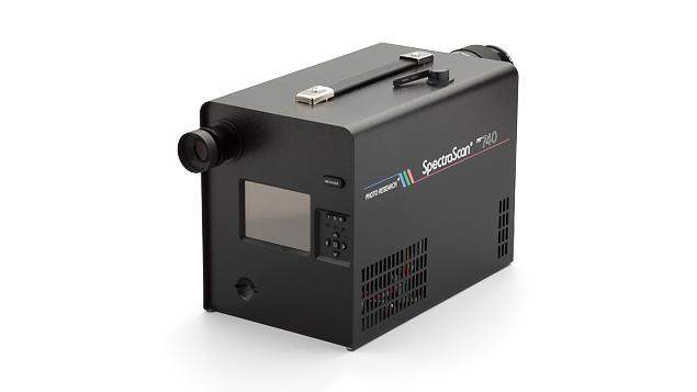 Photo-Research-SpectraScan-PR-740-Back-L