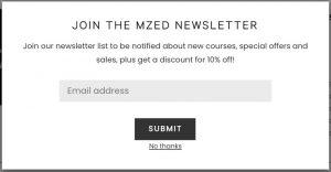 mzed-discount-code