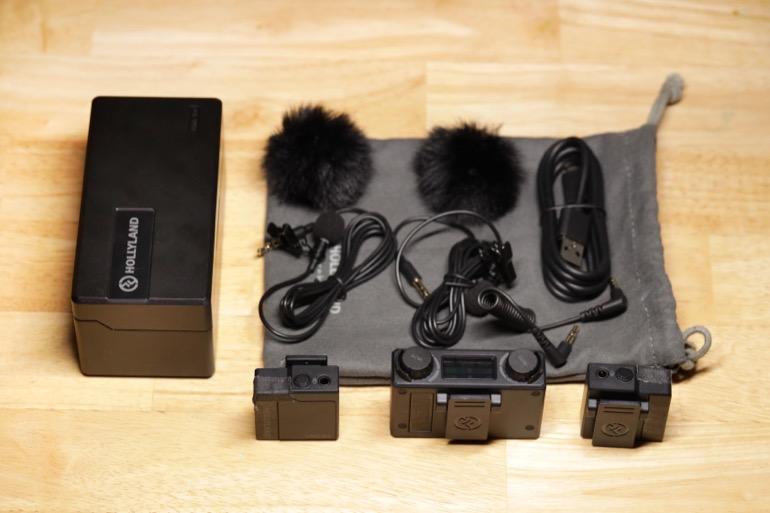 hollyland-lark-150-accessories