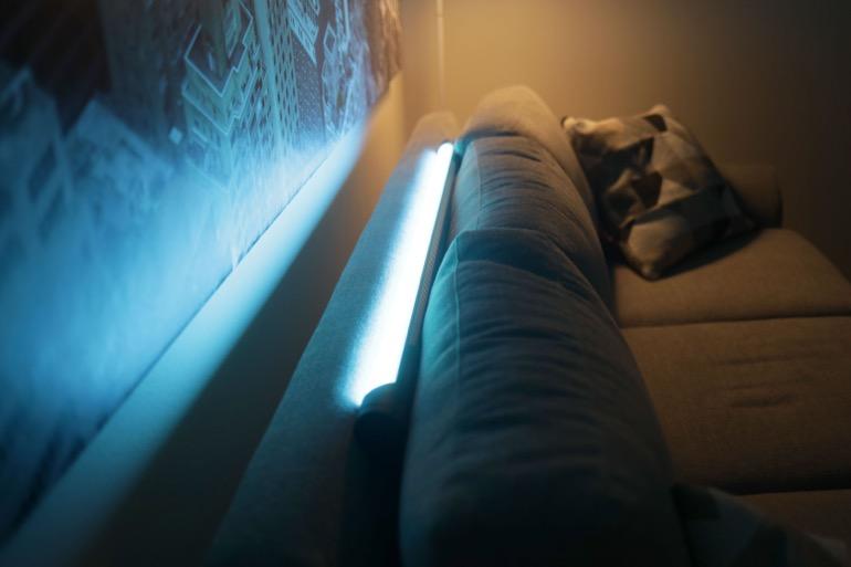 soonwell sensei rgb tube lights - background youtube