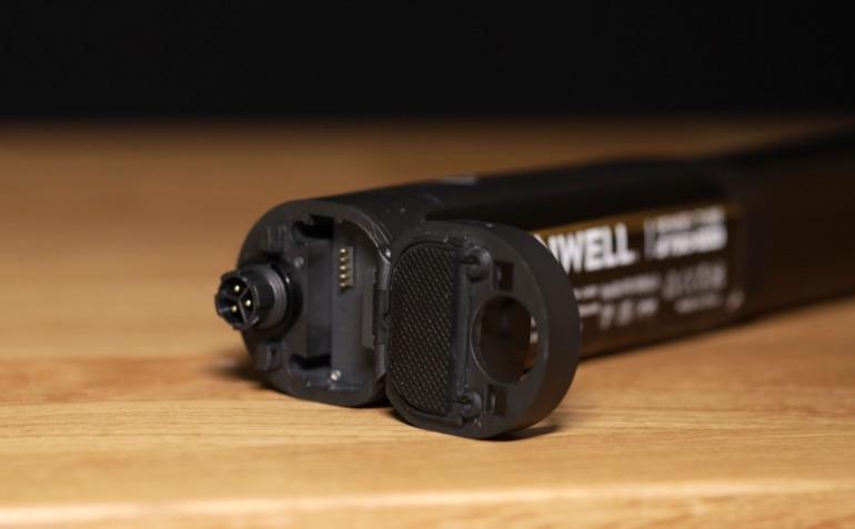 soonwell sensei rgb tube lights - power connection